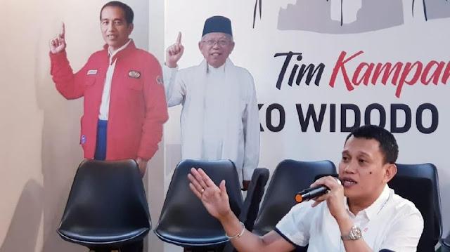 Timses Curigai Ada Pola untuk Jatuhkan Jokowi Lewat Poster 'Ilegal'