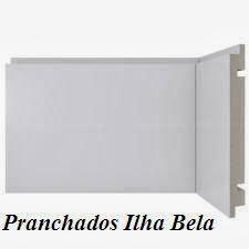 Rodapé de Poliestireno Santa Luzia 461 Branco