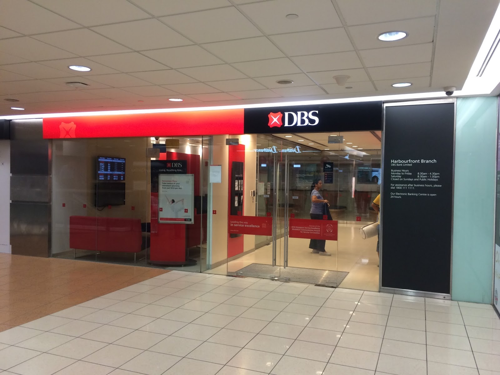 Dbs forex research