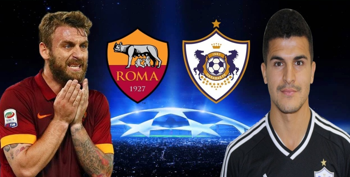 Vedere Roma-Qarabag Streaming Gratis Rojadirecta