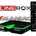 [ATUALIZAÇÃO] CINEBOX SUPREMO X HD DUAL CORE - 28/10/2016
