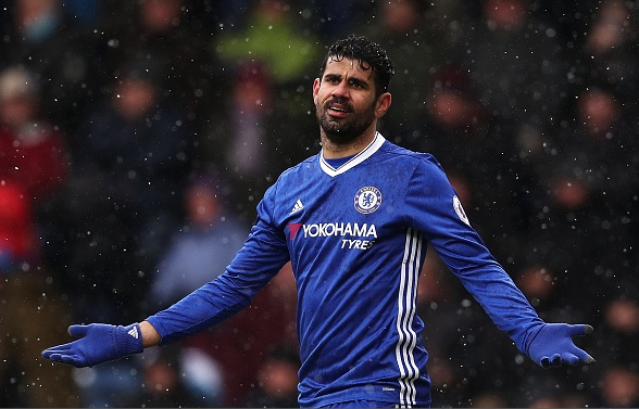 Diego Costa set for new Chelsea deal