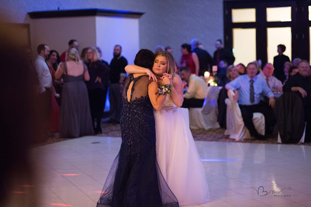mother daughter dance at italian american cultural center in clinton township
