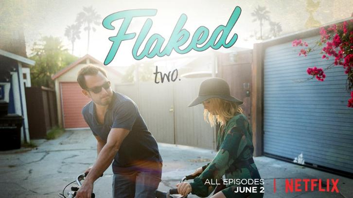 Flaked - Season 2 - Promo, Posters & Premiere Date