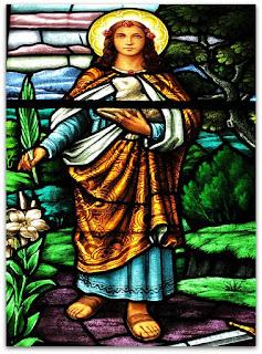 Santa Inês - Igreja São João Batista, São João do Polêsine (RS)