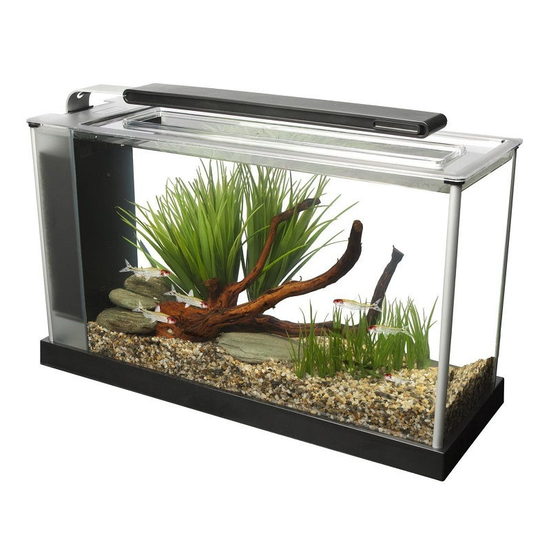 Betta Fish Tank Size - Fluval Spec V Aquarium Kit