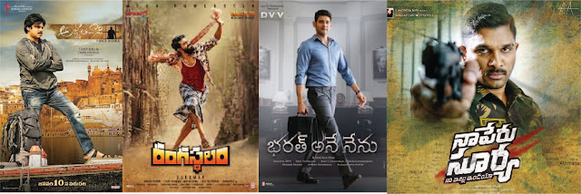 Telugu movies 2018 Box office collections: hit or flop