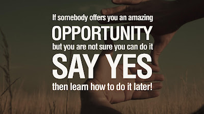 Opportunity Quotes - Sayings Messages