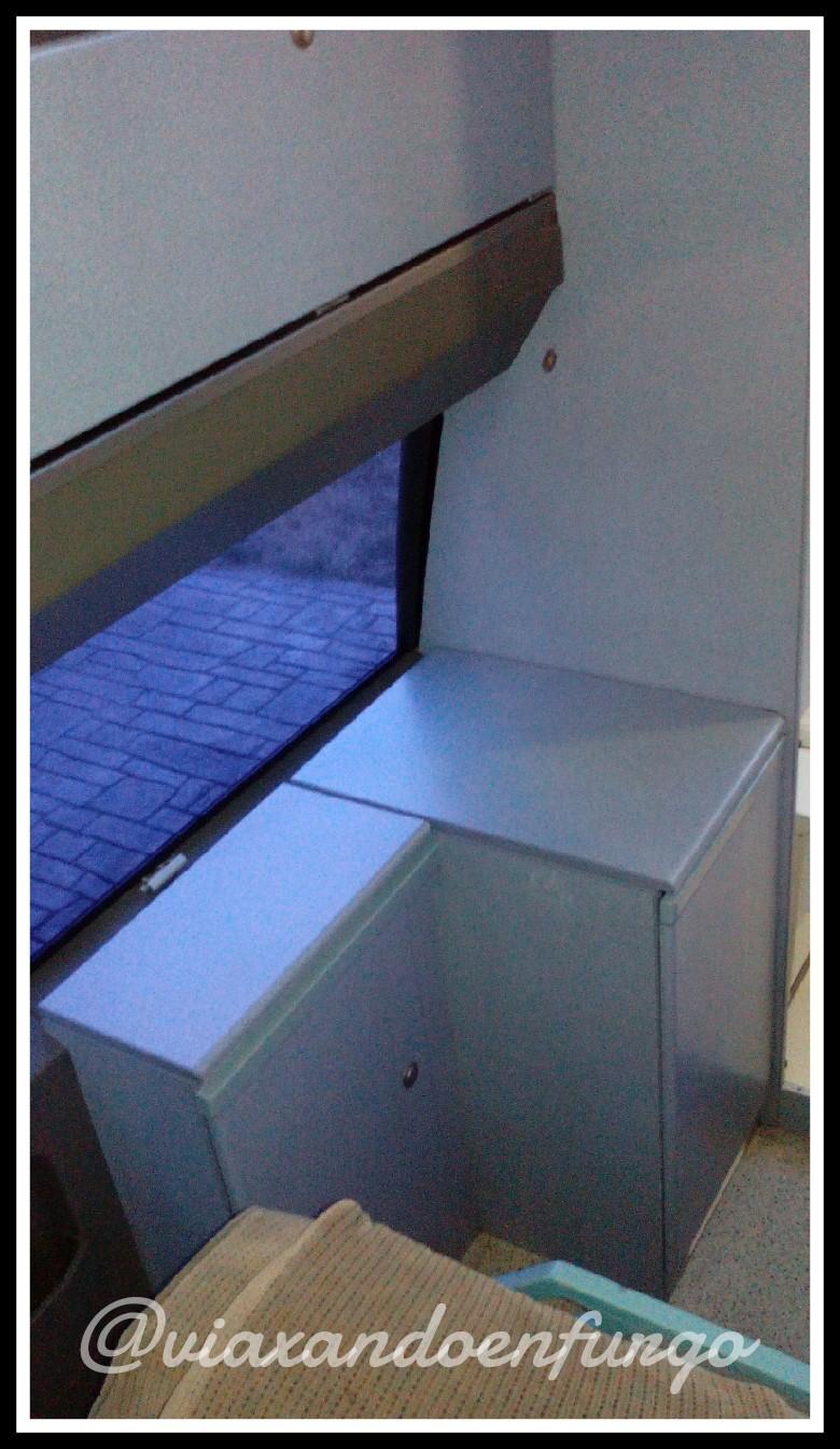 Viaxando en furgo vw t4 karmann karuso nuestra nueva - Nevera panelada ...