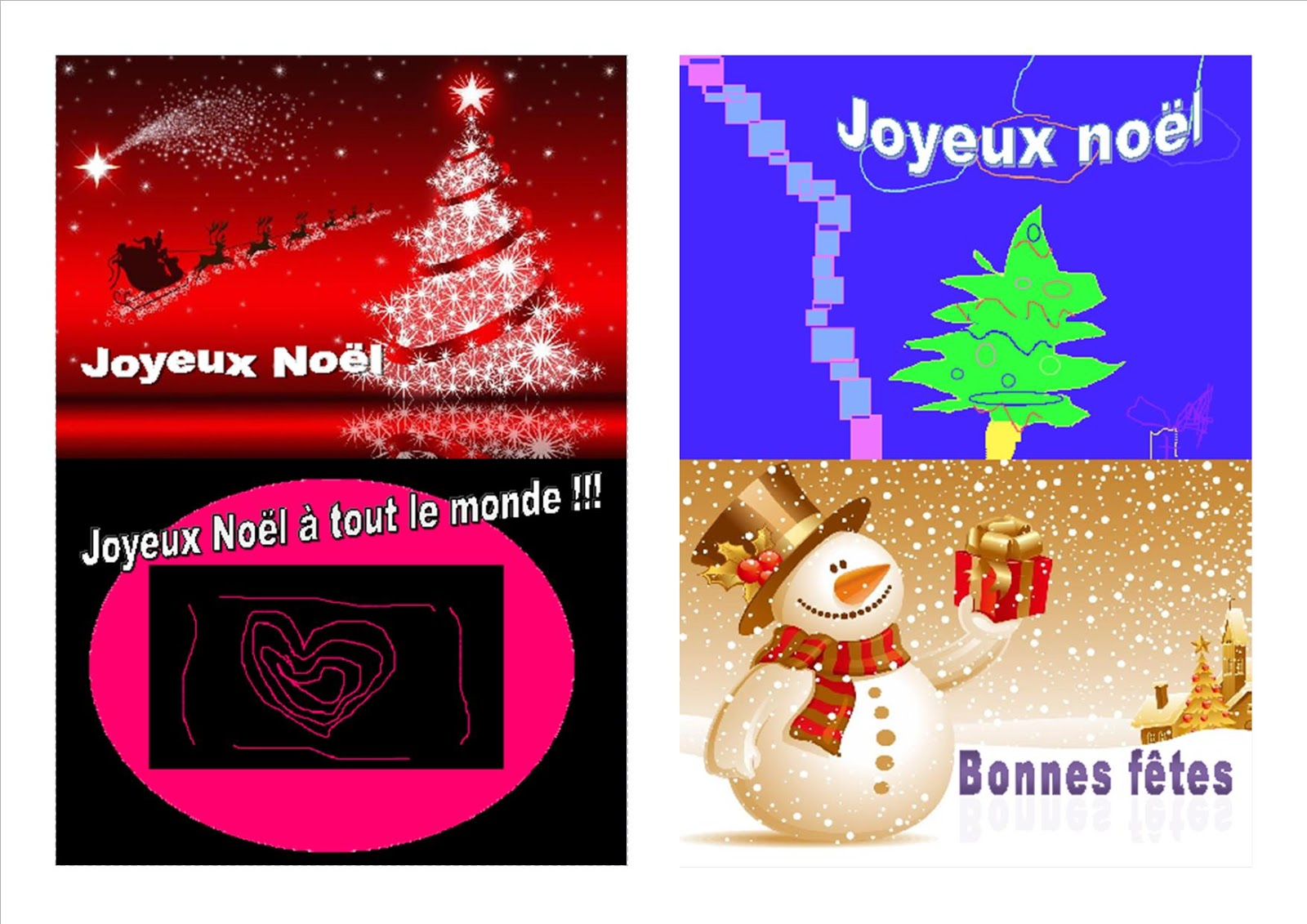 Carte De Noel Informatique.Carte De Noel Publisher Exactjuristen