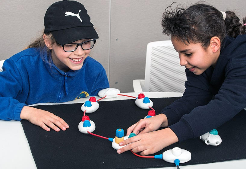 With Project Torino, Microsoft creates a physical programming language inclusive of visually impaired children