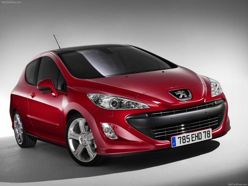 Voitures Et Automobiles La Peugeot 308