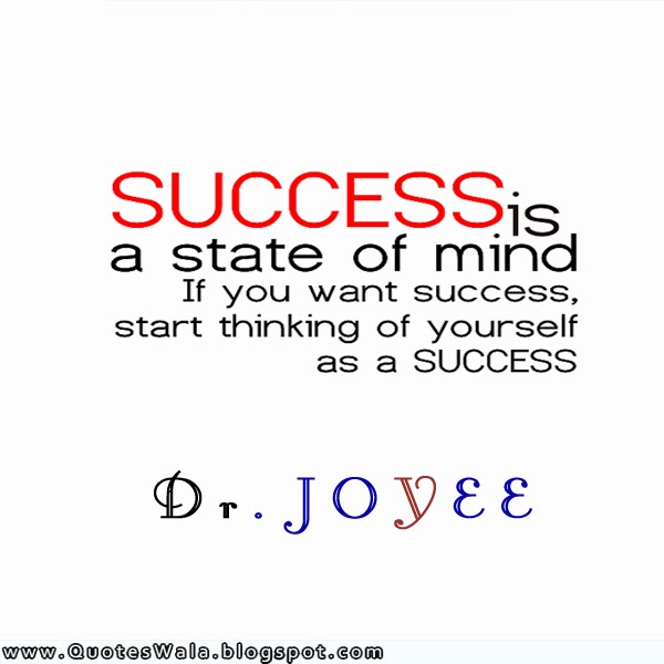 Success Quotes Tumblr | Daily Quotes at QuotesWala