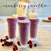 Cranberry Breakfast Smoothie #cranberryweek