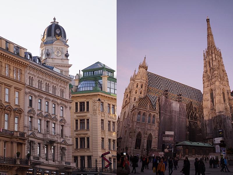 Innenstadt + Stephansdom Wien // City of Vienna, Austria