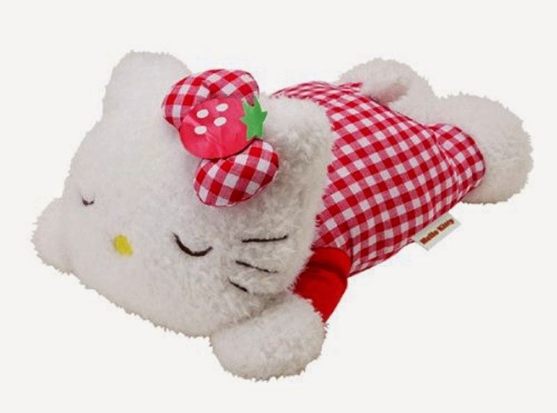 Gambar hello kitty tidur gratis download
