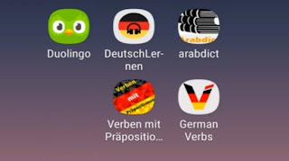 أفضل التطبيقات التي تساعدك في اللغة الالمانية