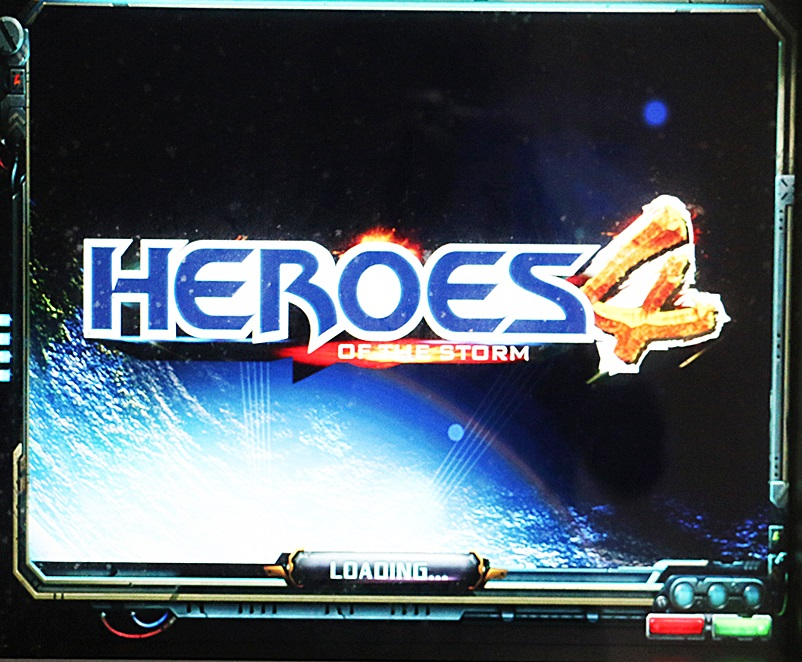 Details about Heroes of the Storm 800 in 1 Jamma Arcade Video Game PCB  Board Kit VGA & HDMI