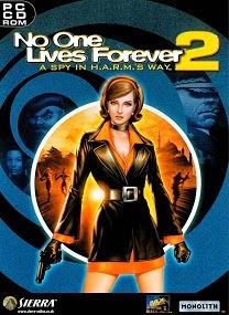 No One Lives Forever 2 A Spy in H.A.R.M.'s Way Full Crack