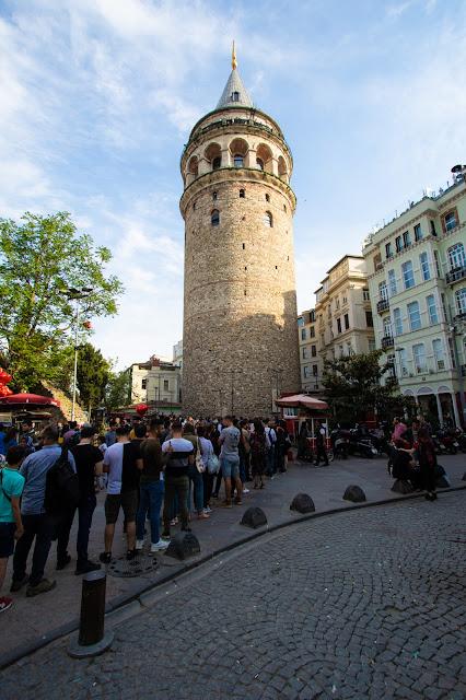 Torre di Galata-Istanbul