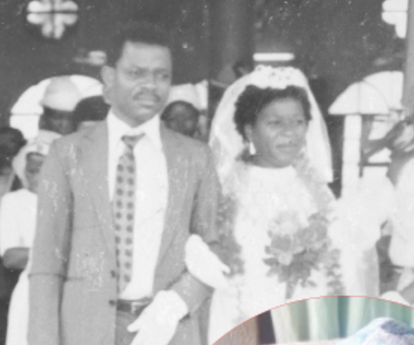 nigerian couple 31st wedding anniversary