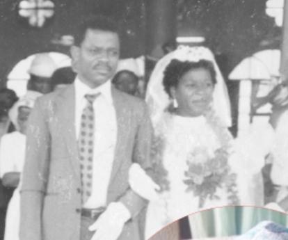 nigerian couple 31st wedding anniversary