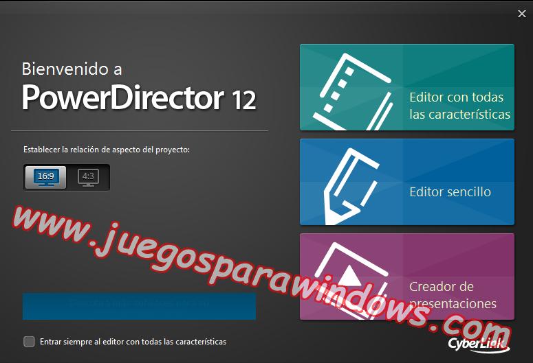 Cyberlink Director Suite 2 Full PC ESPAÑOL 5