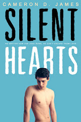 SILENT HEARTS<br>Cameron D. James