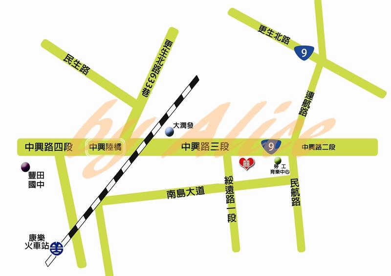 Alice's Home & 651小舖(美編修圖@露天拍賣): 【651小舖】喜宴地圖 邀請卡地圖製作