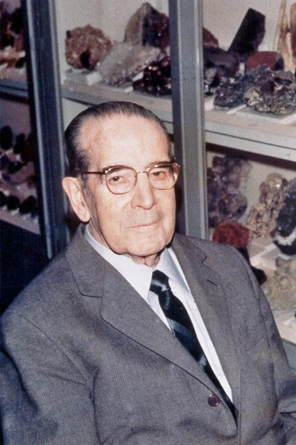 Joaquín Folch retratado por Joaquín Mollfulleda.