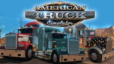American Truck Simulator v1.5.1.2s Incl DLC