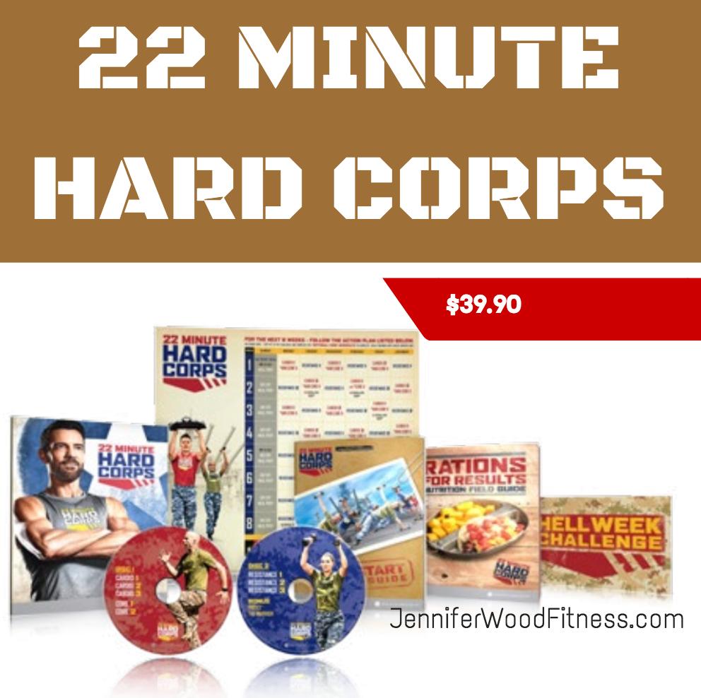 Jennifer Wood Fitness : 22 Hard Corps Workout By Tony Horton: How