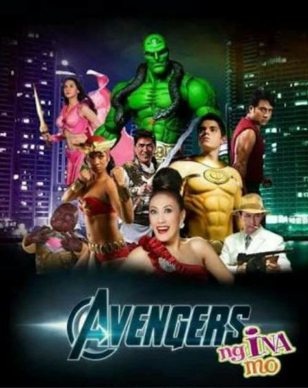 Fan Made 'Avengers' Poster Featuring Pinoy Superheroes, Went Viral Online