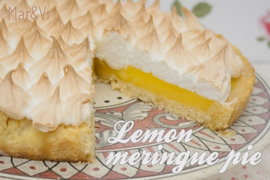ricetta di lemon meringue pie