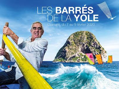 Peyron, Le Cam, Jourdain, Lamiré… ils sont engagés sur les Barrés de la Yole en Martinique