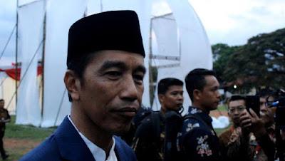 Ada 900 Kades Ditangkap, Jokowi Minta Warga Ikut Awasi Dana Desa