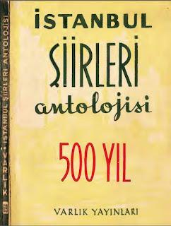 İstanbul Şiirleri Antolojisi 500 Yıl