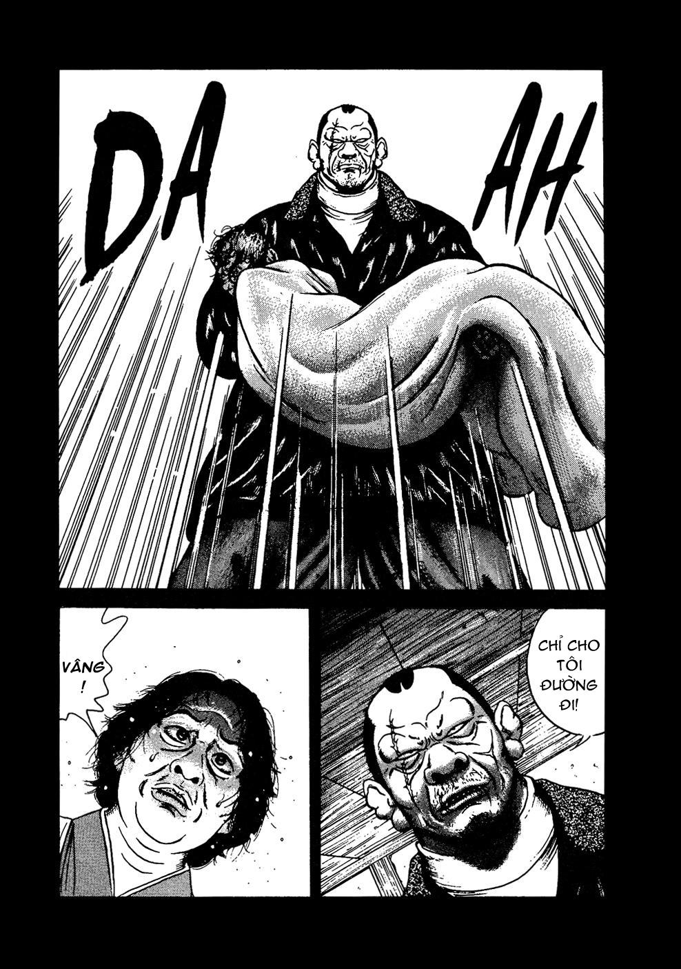 Oyaji chap 22 trang 15