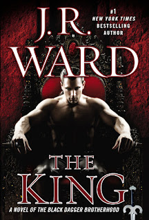 Book Review: The King (Black Dagger Brotherhood #12) by J. R. Ward | About That Story
