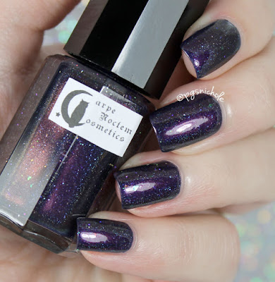 Carpe Noctem Cosmetics Midnight Violence