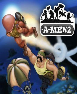 A-Men 2 wallpapers, screenshots, images, photos, cover, posters