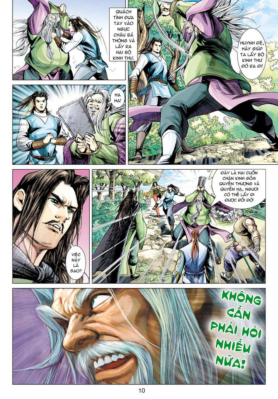 Anh Hùng Xạ Điêu anh hùng xạ đêu chap 49 trang 10