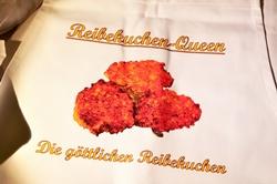 Kochschürze für die Reibekuchen-Queen...