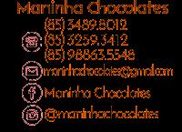 Fornecedor Confiável - Maninha Chocolates - Cláudia Alexandre Cerimonial & Assessoria