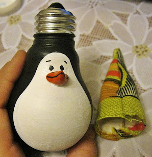 Snap Recicla focos o bombillas y haz lindos adornos ...