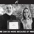 ": Public ""Congratulations!"" & ""THANK YOU!"" to (christine caine!) & (A21!)"