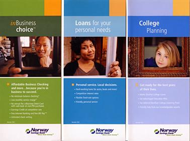 Brochure Bank Brochure Designs Pics