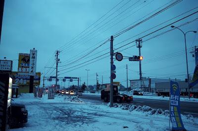 苫小牧市、朝