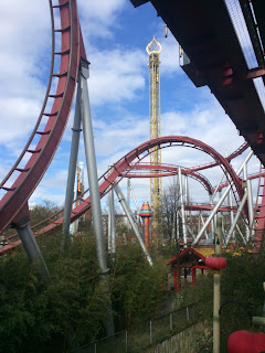 Tivoli Zero G Roll, Amusement Insider Review