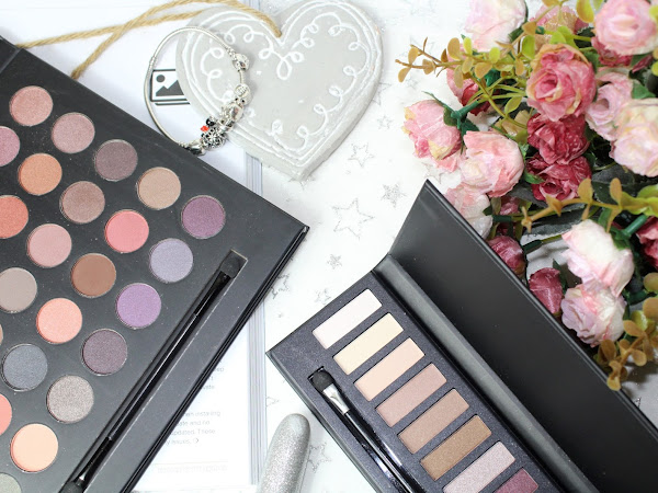 Review | Boohoo Cosmetics High Pigment Eye Shadow Palettes